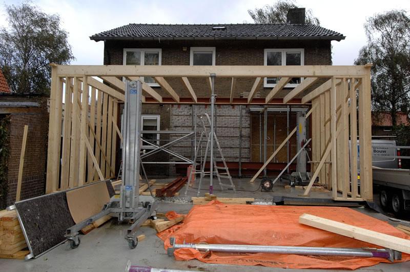 Extra Slaapkamer Aanbouwen.Aanbouw
